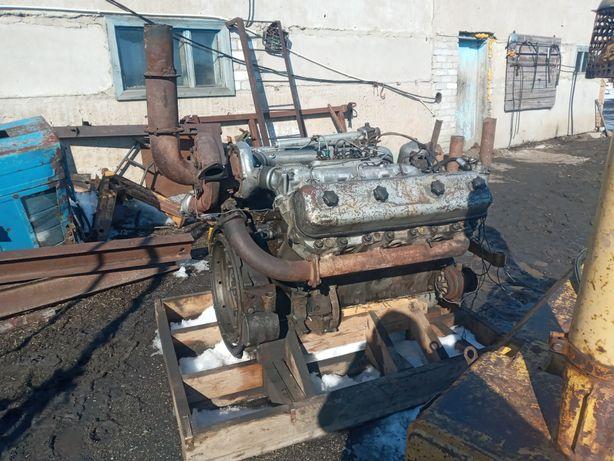 Двигатель на к 700 ЯмЗ 238 нб