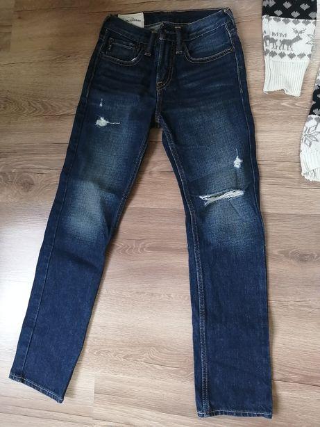 Фирменные джинсы на подростка