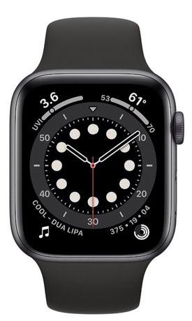 Смарт-часы Apple Watch Series 6 44mm Space Gray Aluminium Case with Sp