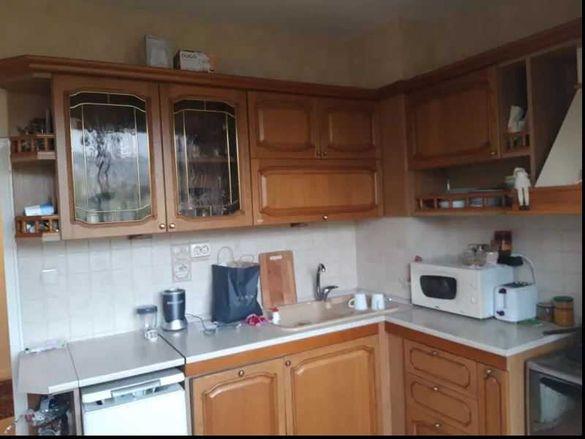 Двустаен преустроен обзаведен апартамент Владиславово-Касабова