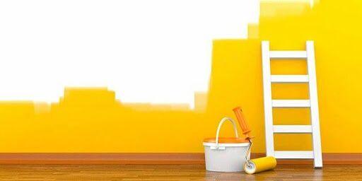 Малярные работы, покраска стен и потолков. Поклейка обоев и галтелей.