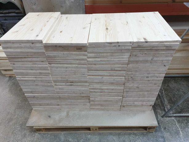 Vand Blat din lemn masiv de pin birouri si spatii comerciale/bucatarii