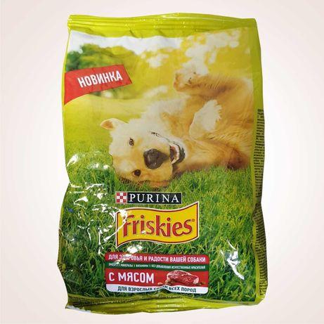 Фрискис Сухой корм для взрослых собак, 500 гр
