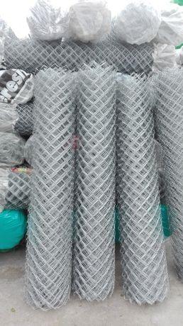 plasa de gard impletită