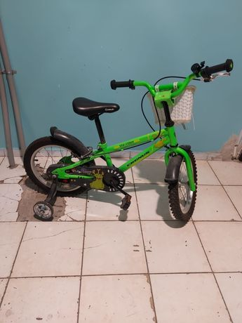 Велосипед двухколесный на 4-6 лет