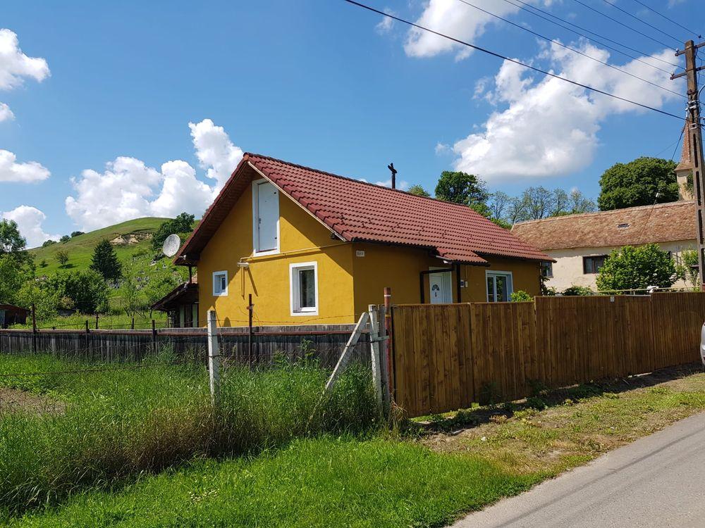 Vanzare casa +teren