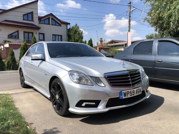 Dezmembrez Mercedes E class e220 e250 W212 E250 Paket AMG