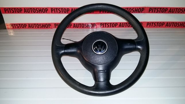 Volan + airbag VW Polo 6N2 perfect functional, 1999-2001