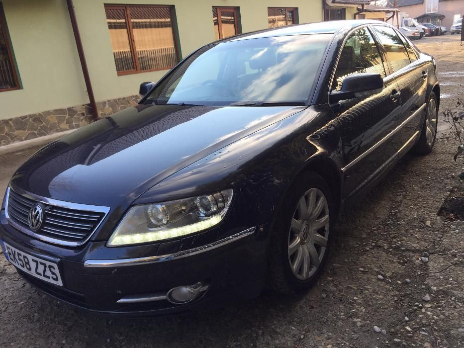 Dezmembrez VW PHAETON 3.0 TDI 2008 facelift Onesti - imagine 1