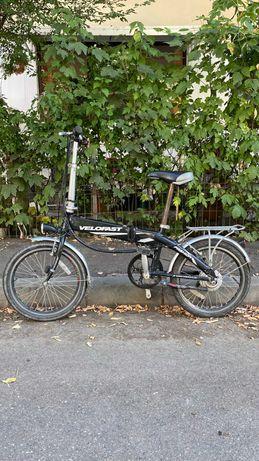 Bicicleta Electrica Pliabila Velofast 36V 250W Roti 20-Germania