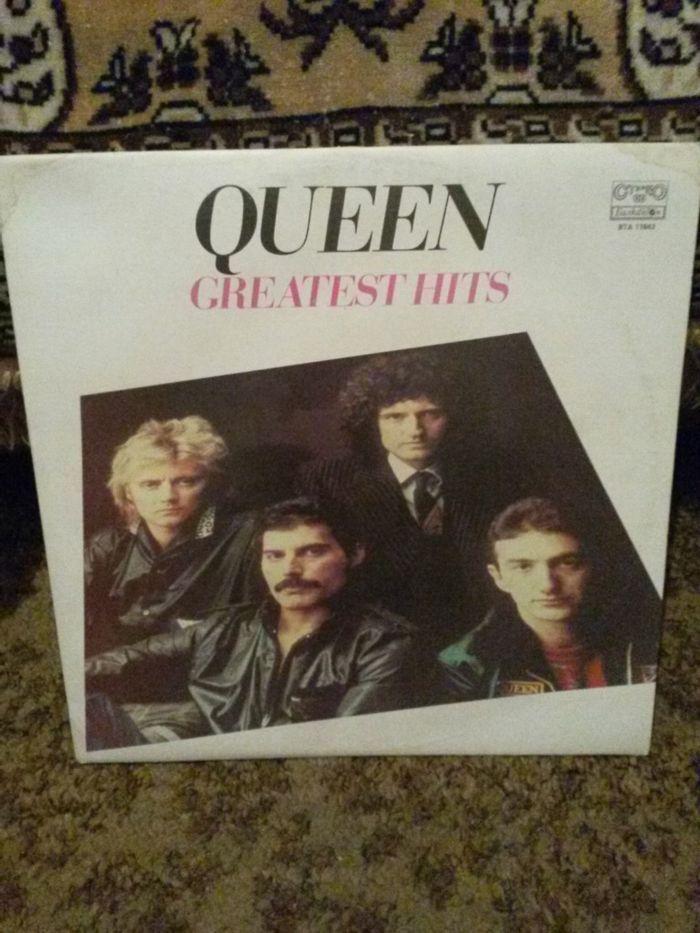 Винил группы Queen