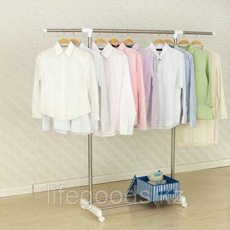 Вешалка-стойка напольная для одежды гардеробная YOULITE YLT-0308