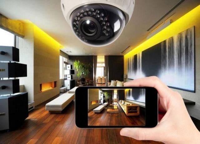 Ремонт компьютера установка камер настройка видеонаблюдения интернета