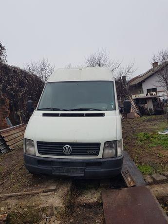 VW LT 35 на части