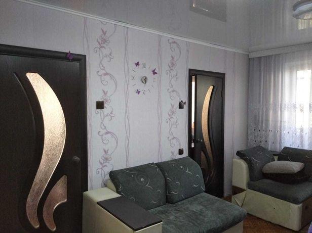 3-х комнатная малогабаритная квартира