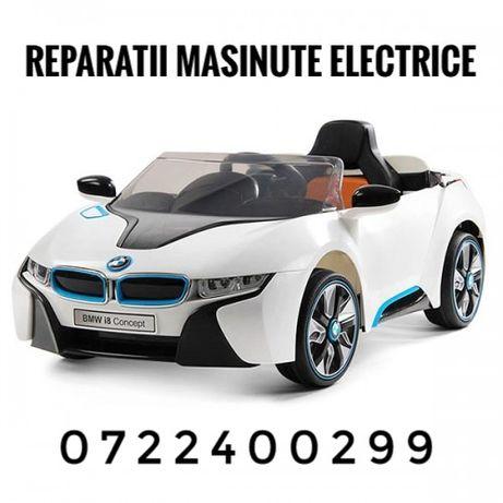 Masinute electrice service reparatii