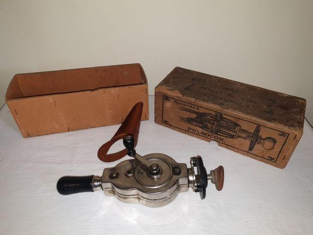Vibrator antic, de colecție, epoca victoriana, secolul XIX
