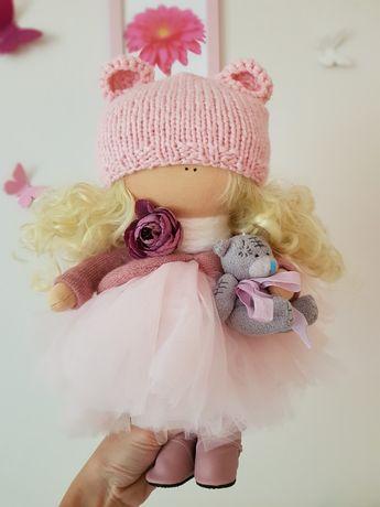 Кукла Плюшка интерьерная
