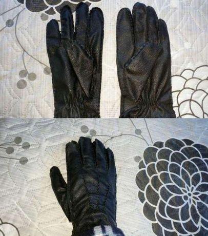 Продавам нови мъжки ръкавици от изкуствена кожа