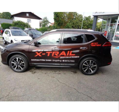 Usa X Trail