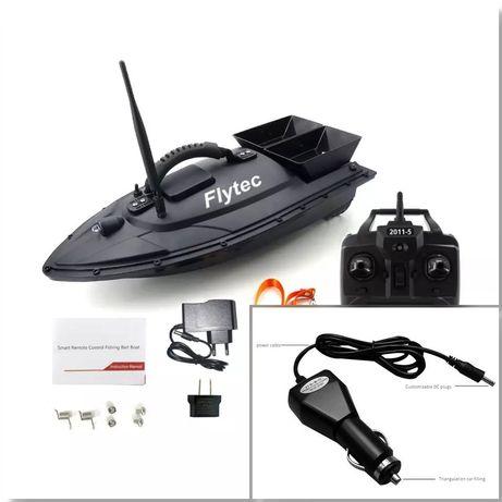 Зарядно за кола за лодка захранка Flytec 2011-5 лодка автомобил