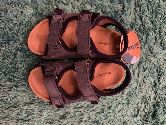 Ортопедични сандали - Майорал