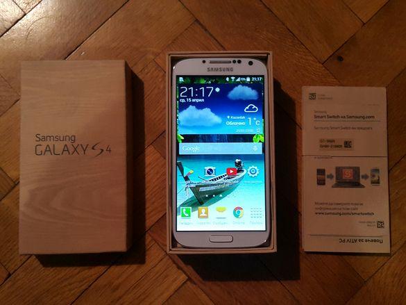 Перфектен 4 ядрен х1.9Ghz удароустойчив Samsung galaxy S4 i9505