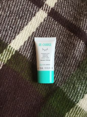 Clarins My Clarins нощна маска за лице Re-charge relaxing night, нова