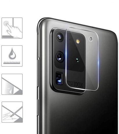 Folie Sticla Protectie Camera Samsung S20 S20+S20 ULTRA Note 20 ULTRA