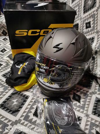Scorpion EXO 390 размер XS