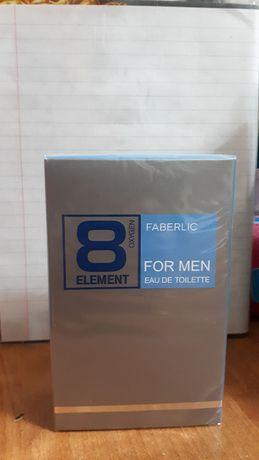 8 Элемент  туалетная вода от фаберлик