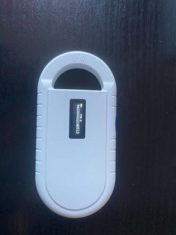 четец чип транспондер USB RFID ръчен микрочип скенер за кучета, котки,