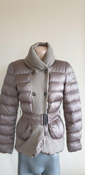 Cerruti 1881 Italy Down - Wool Womens Jacket Size 38-S ОРИГИНАЛ! Пух!