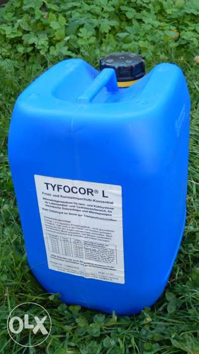 Antigel Tyfocor L superconcentrat, bidon 10 L