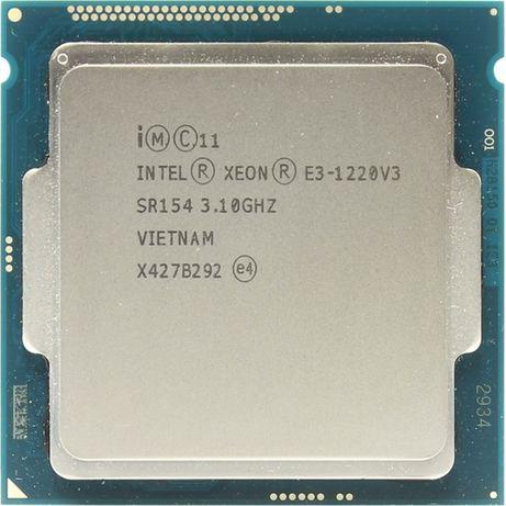 Процессор игровой Intel® 1150 сокет аналог Core i5