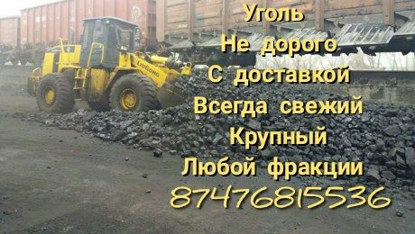 Уголь с Доставкой не дорого