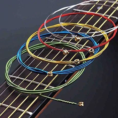 Corzi chitara acustica /folk