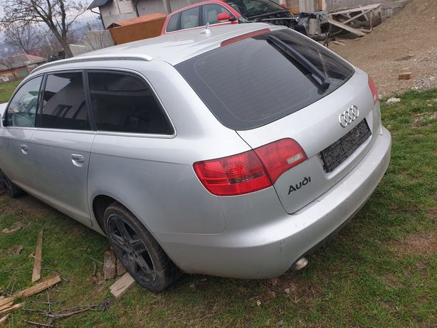 Dezmembrez Audi A6 c6 4f 2.7 BPP