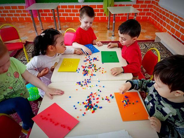 """Детский сад """"Карусель"""" принемает детей."""