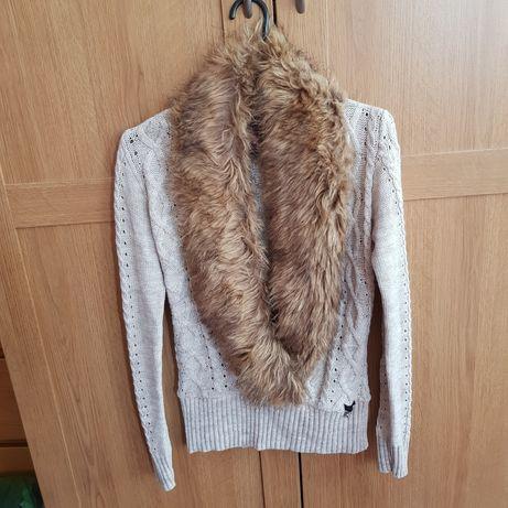 Pulover damă,Lipsy,modern,tricotat,marimea 34/XS