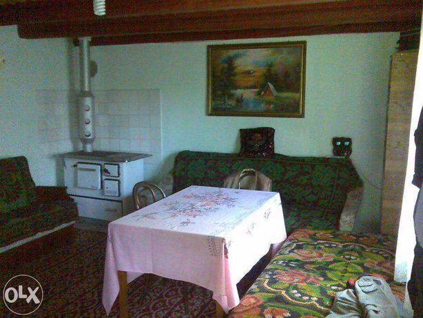 schimb cabana la munte cu o casa langa Tg.Mures