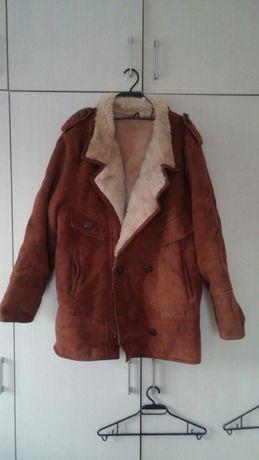 Мъжка кoжена шуба и яке.