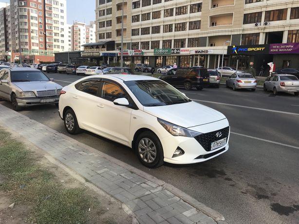 Продам Hyundai Accent 2020 г.в. Новая машина