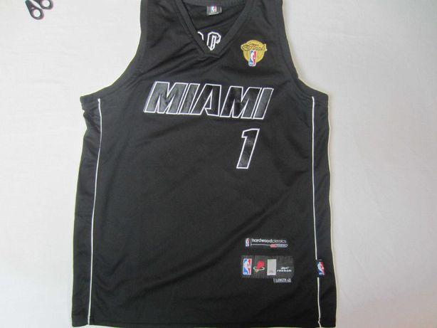 Maieu baschet BOSH -NBA- Miami Heat, masura XXL, marca Reebok