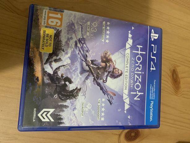 Vand Horizon Zero Down PS4