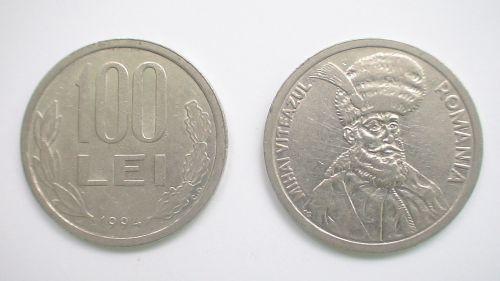Moneda 100 lei
