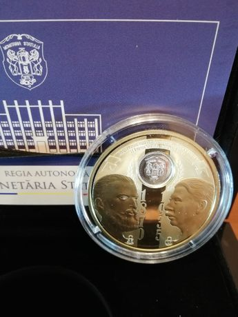Medalia Ziua Monetariei 2018