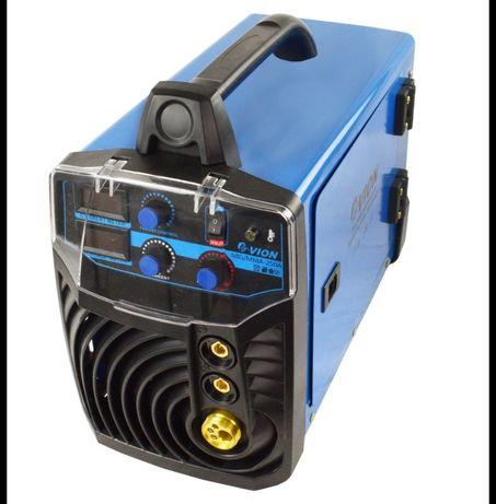 Инверторен телоподаващ апарат CO2 + Електрожен ВИОН ММА/MIG 250А СО2 +