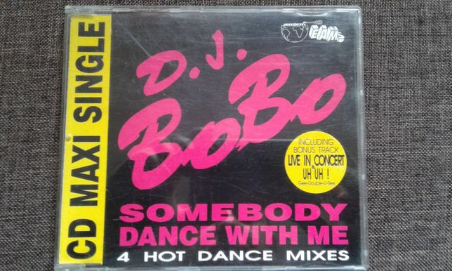 Albume CD single - DJ BOBO (2 buc)