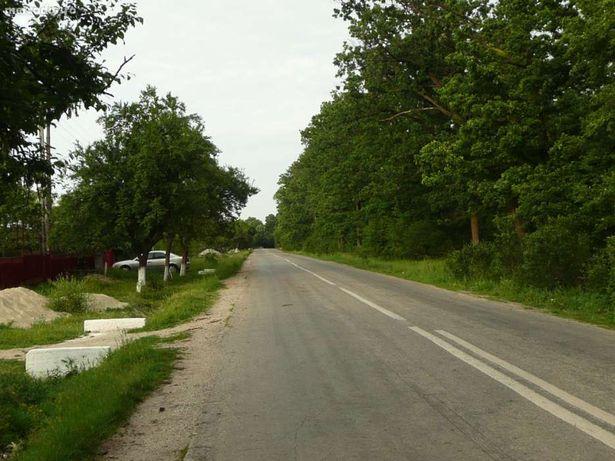 vand teren/zona padure la 65 km de Bucuresti(A1)